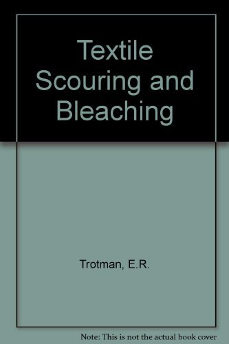 9780852640678: Textile Scouring and Bleaching
