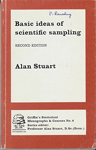 9780852642405: Basic Ideas of Scientific Sampling (Statistical Monograph)