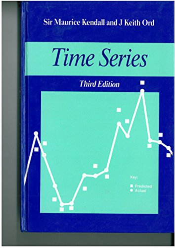 9780852642955: Time series, 3rd edition