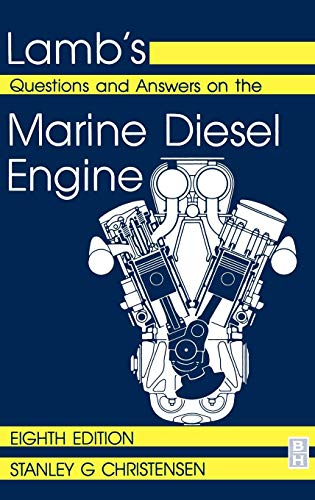 9780852643075: Lamb's Questions and Answers on Marine Diesel Engines, Eighth Edition