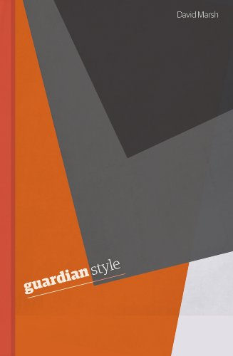 9780852652220: Guardian Style: 3rd edition