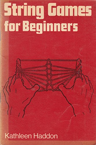 STRING GAMES FOR BEGINNERS (Cat's Cradle)