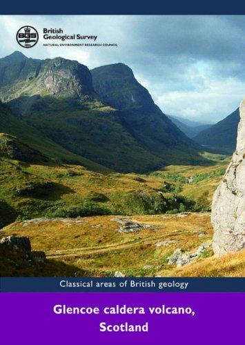 9780852725252: Glencoe Caldera Volcano, Scotland. (Classical Areas of British Geology Guides)