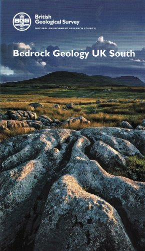 9780852725863: Bedrock Geology of the UK: South (Small Scale Resource Maps)