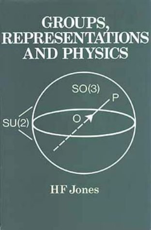 9780852740309: Groups, Representations and Physics