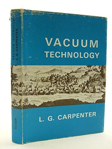9780852741078: Vacuum Technology