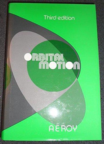 9780852742280: Orbital Motion, 3rd Edition