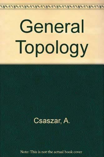 9780852742754: General Topology