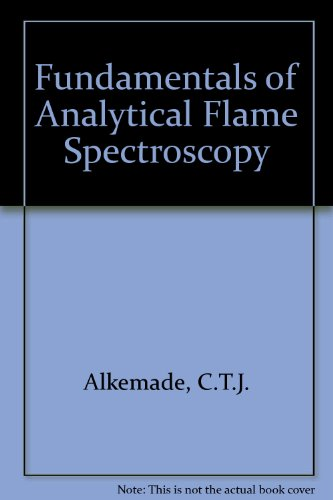 9780852742792: Fundamentals of Analytical Flame Spectroscopy