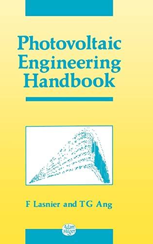 9780852743119: Photovoltaic Engineering Handbook