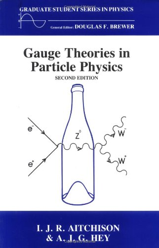 Gauge Theories in Particle Physics, Second Edition: A. J. G.