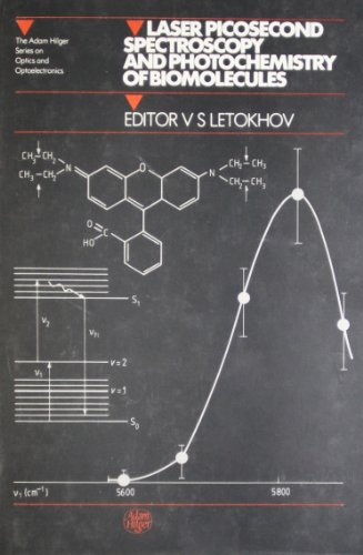 9780852744697: Laser Picosecond Spectroscopy and Photochemistry of Biomolecules, (Series on Optics and Optoelectronics)