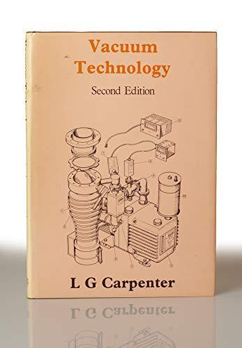 9780852744819: Vacuum Technology,