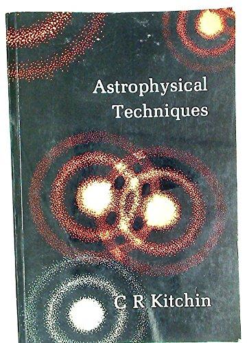 9780852744840: Astrophysical Techniques