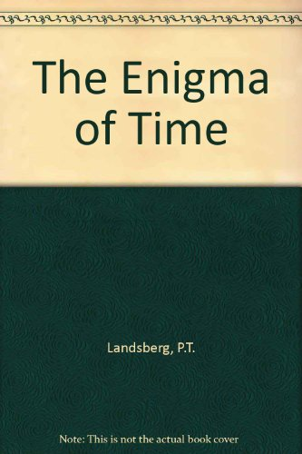 9780852745472: The Enigma of Time: A selection of thought-provoking articles