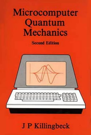 9780852748039: Microcomputer Quantum Mechanics