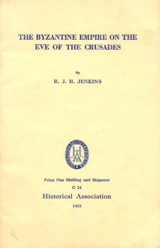 9780852781050: The Byzantine Empire on the eve of the Crusades,