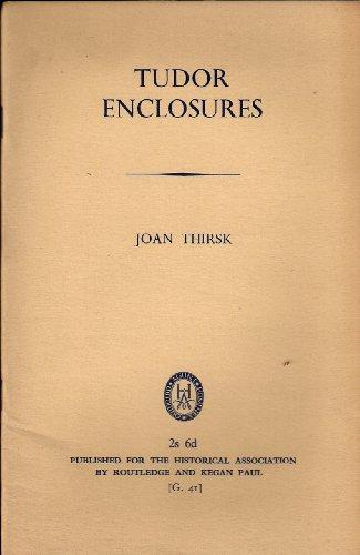 9780852781548: Tudor Enclosures