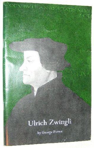 9780852781920: Huldrych Zwingli