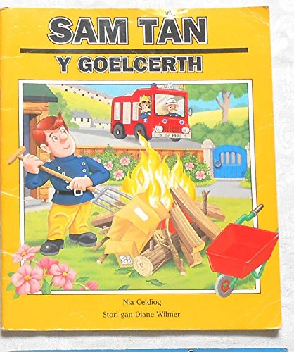 9780852840580: Sam Tan - Y Goelcerth (Welsh Edition)