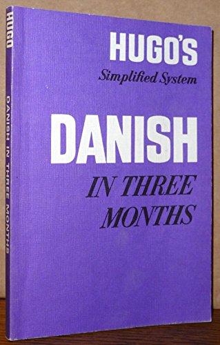 9780852850206: Danish in Three Months