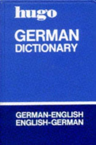 9780852850671: German-English, English-German Dictionary (Pocket dictionary)