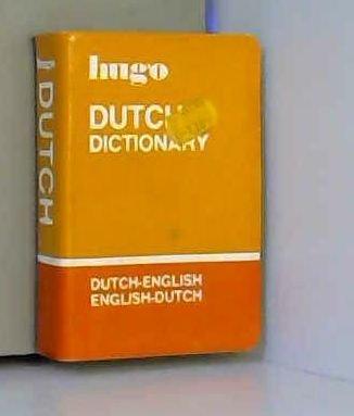 9780852850794: Dutch Dictionary (Hugo's Pocket Dictionaries)