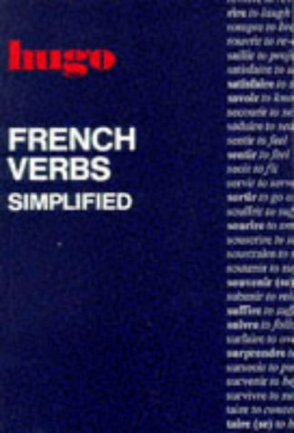 9780852850954: French Verbs Simplified (Hugo)