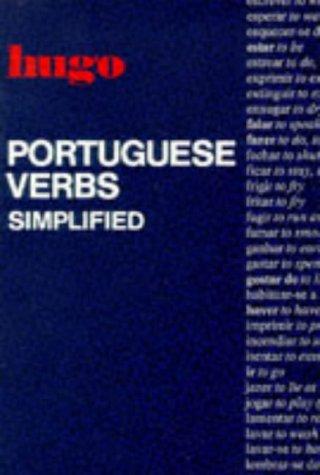 9780852851081: Portuguese Verbs Simplified (Verbs simplified series)