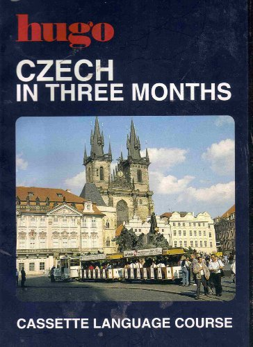 9780852852101: Czech in Three Months (Hugo Series/Book and Cassettes)