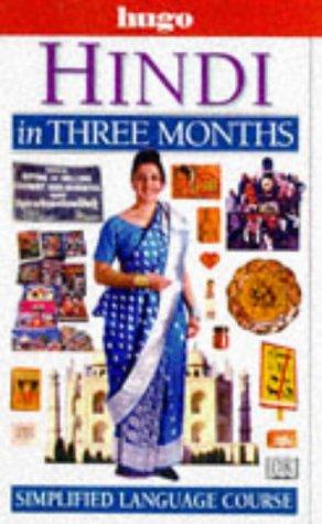 9780852852972: Hindi in Three Months (Hugo)