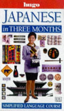 9780852853146: Japanese in Three Months (Hugo)