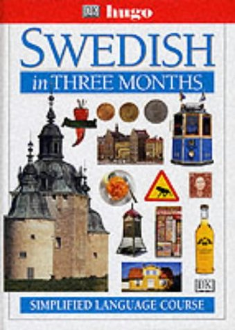 9780852853481: Swedish in Three Months (Hugo)