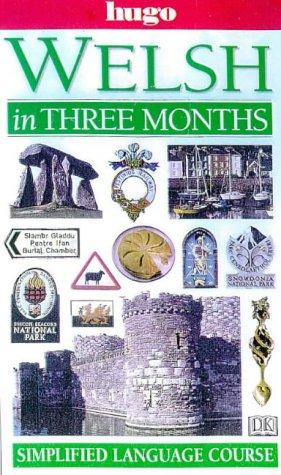 9780852853719: Welsh in Three Months (Hugo)