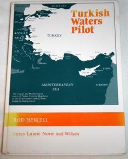 9780852880944: Turkish Waters Pilot