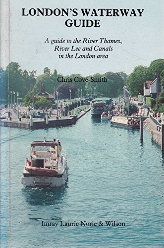 9780852881040: London's Waterway Guide: A Complete Guide to the Rivers and Canals of Greater London