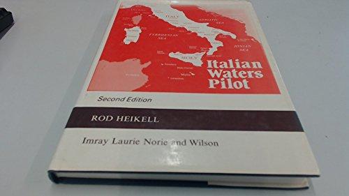 9780852881088: Italian Waters Pilot