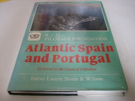 Rcc Pilotage Foundation: Atlantic Spain & Portugal