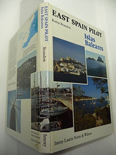 9780852881118: East Spain Pilot: Islas Baleares