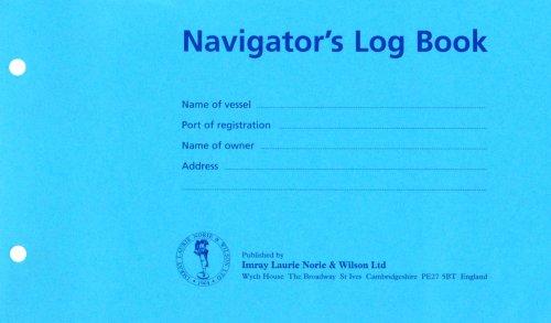 9780852881255: Navigator's Log Book Refill