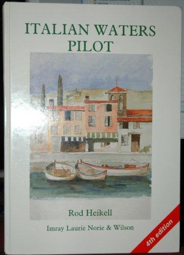 9780852882825: Italian Waters Pilot
