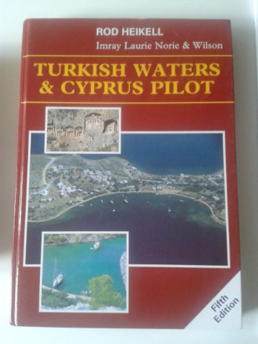 9780852883631: Turkish Waters and Cyprus Pilot