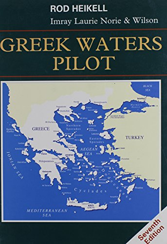 9780852883778: Greek Waters Pilot: A Yachtsman's Guide to the Coasts and Islands of Greece