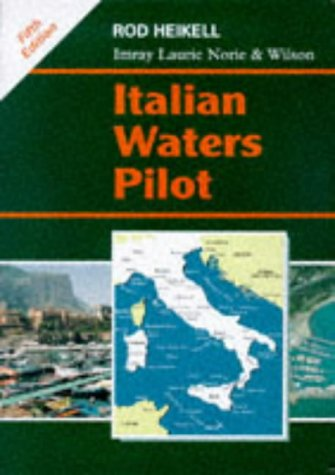 9780852884096: Italian Waters Pilot