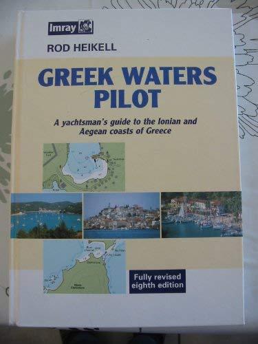 9780852885345: Greek Waters Pilot