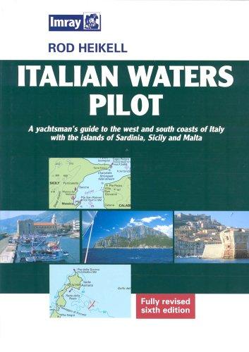 9780852886274: Italian Waters Pilot