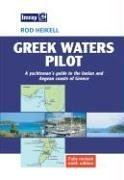 9780852887011: Greek Waters Pilot: A Yachtsman's Guide to the Ionian and Aegean Coasts of Greece