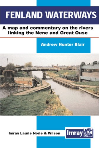 9780852887592: Fenland Waterways (Imra Maps)