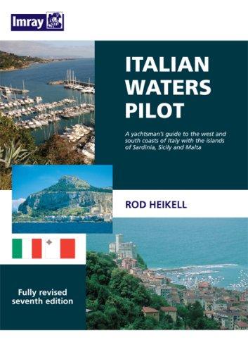 9780852889138: Italian Waters Pilot