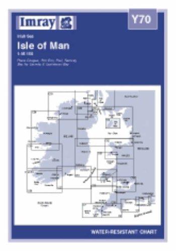 9780852889916: Isle of Man (Imray Y Chart)